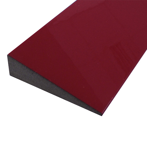 HG Red 187002 - MDF profile