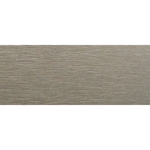 1998 AL03 Brushed Inox 42х1 mm – metal-pvc edge band