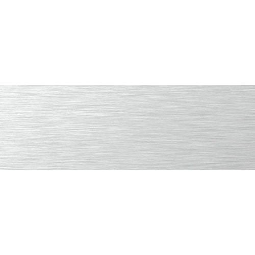 1999 AL01 Brushed Aluminium 42х1 mm – metal-pvc edge band