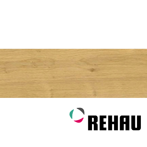 Н3303 ST10 ABS edge band 43х0.8 mm - Natural Hamilton Oak | Rehau