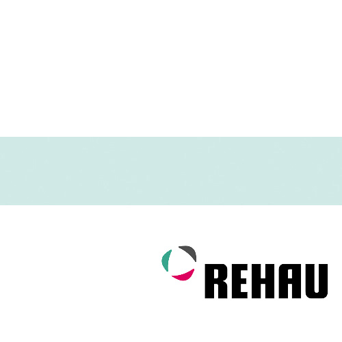 KRN 7180 BS ABS edge band 22х0.8 mm - Mint | Rehau