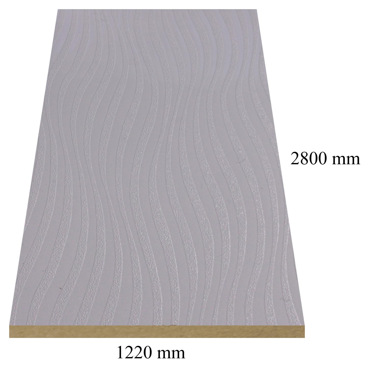 5 - 485 Бял соник - 18мм плоча мдф