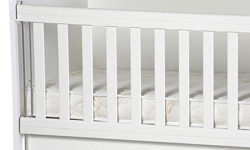 Baby cot MDF profiles