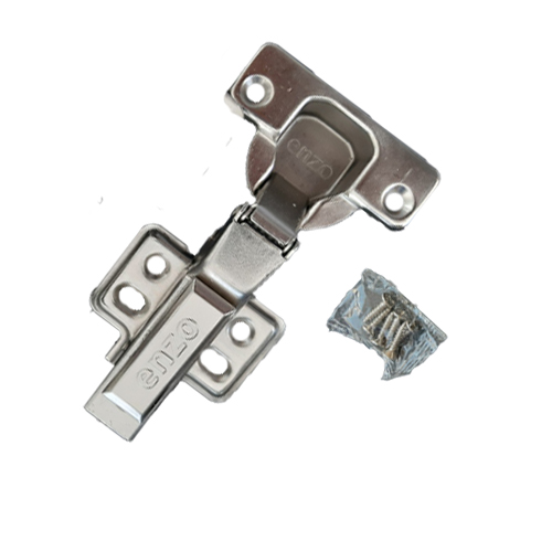Hinge ENZO click-on, soft close – inset