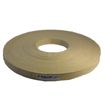 Fleece backed veneer edge band Ash 22mm - Tece K08