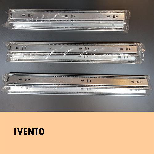 450mm H45 Ball bearing slides full extension – IVENTO