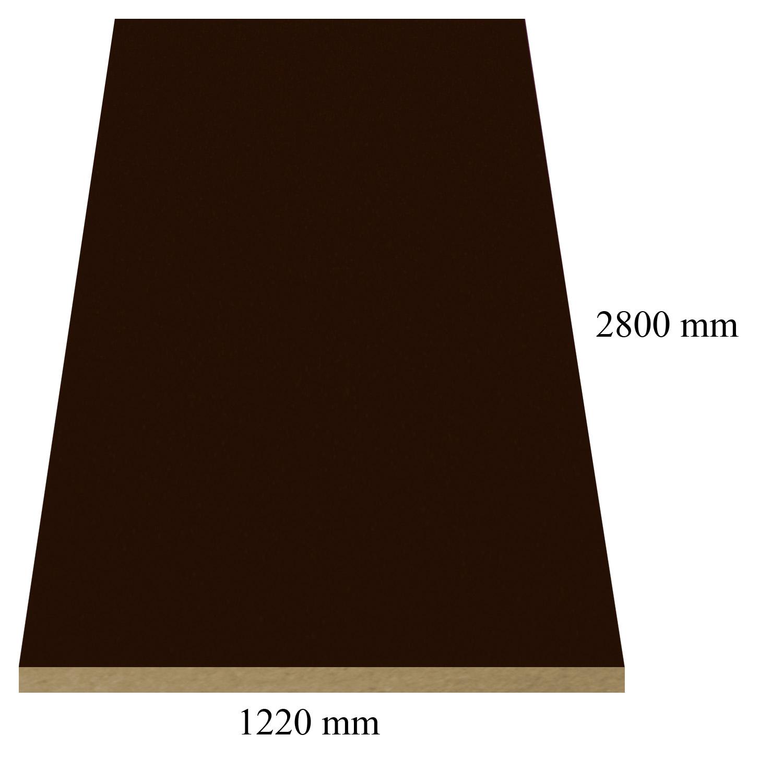 3 - 481 Кафява перла (сдф) - 18мм плоча мдф гланц