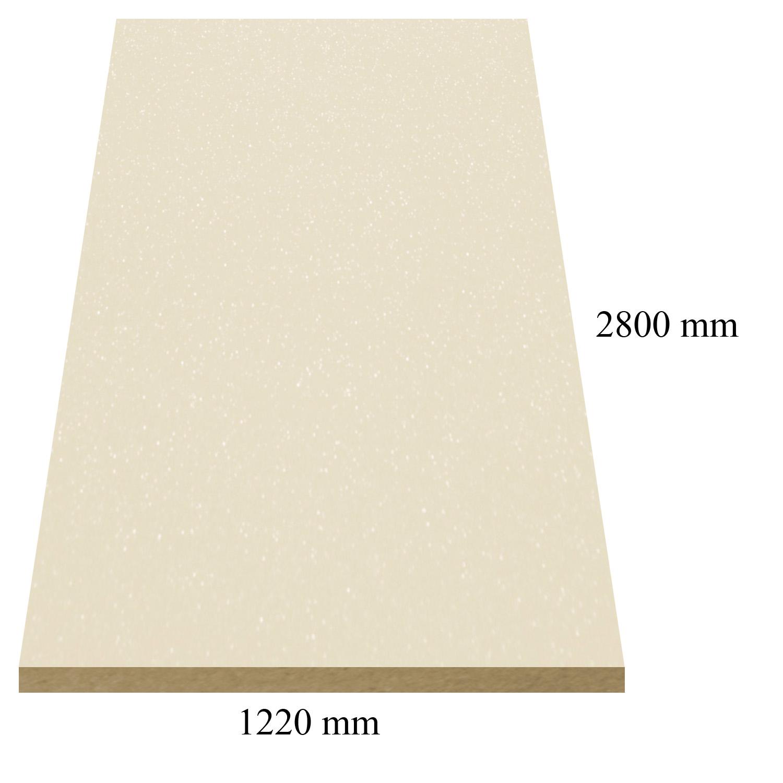 3 - 618 Екрю перла (сдф) - 18 мм плоча мдф гланц