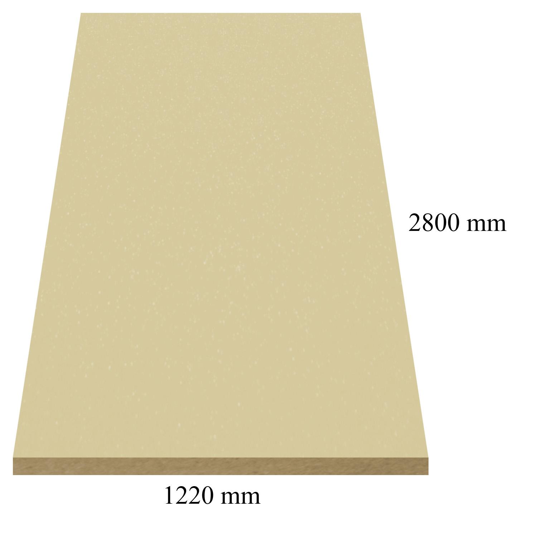 3 – 6172/6272 Крем перла (сдф) - 18 мм плоча мдф гланц